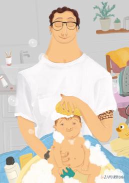 ilustración-amor-muy-padre